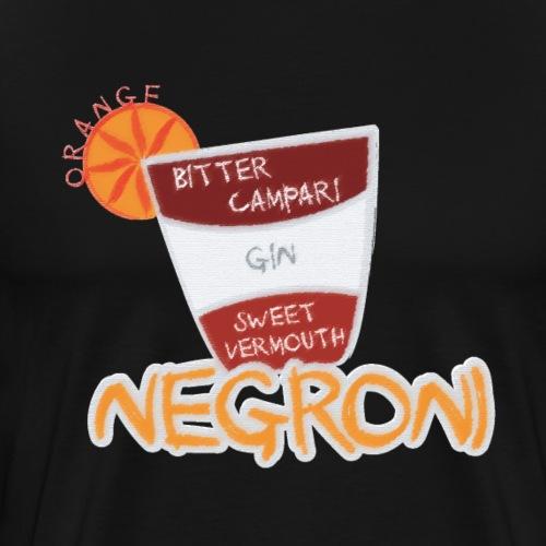 negroni tshirt - Maglietta Premium da uomo