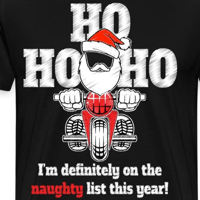Biker's Naughty Christmas