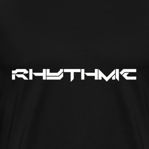 Official Rhythmic White - Men's Premium T-Shirt