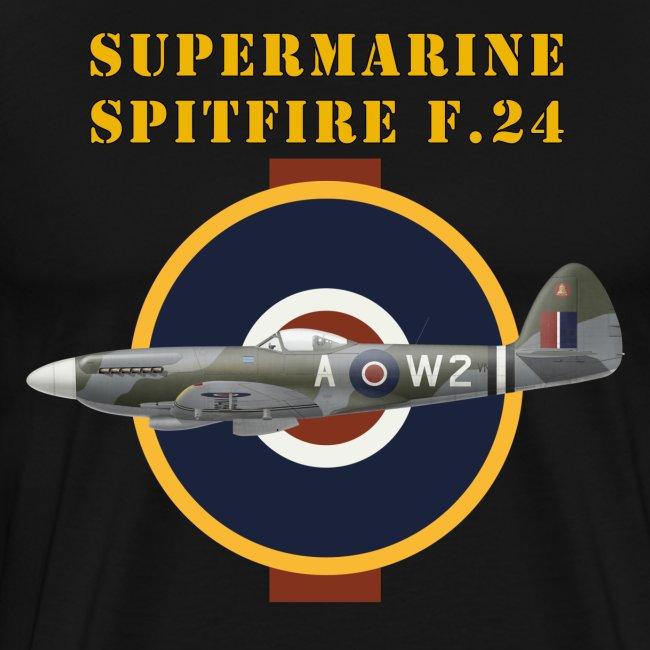 Spitfire F24