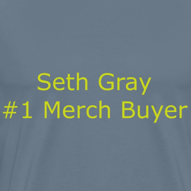 First Merch Buyer