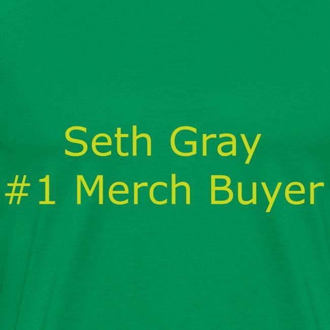 First Merch Buyer