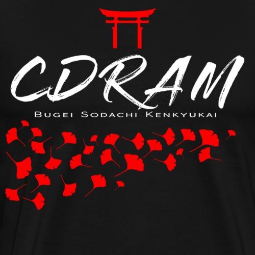 CDRAM Ginko - T-shirt Premium Homme