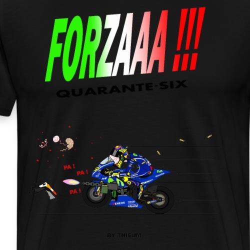 FORZAAA 2017 - T-shirt Premium Homme