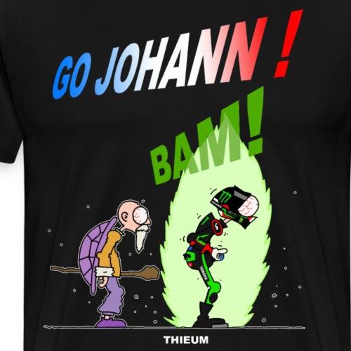GO - T-shirt Premium Homme