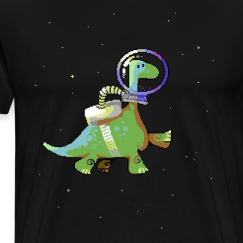 Kosmosaurus - Men's Premium T-Shirt