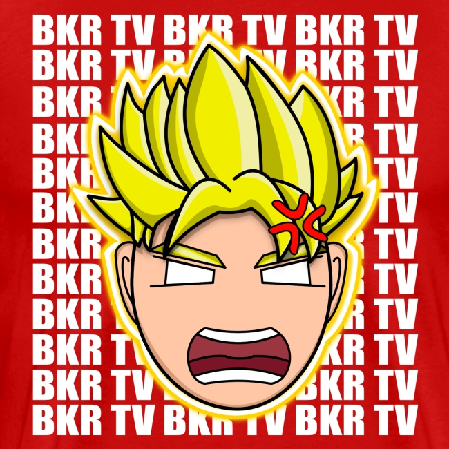 BKR TV SUPER SAIYAN