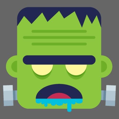 Monsters Frankie - Herre premium T-shirt