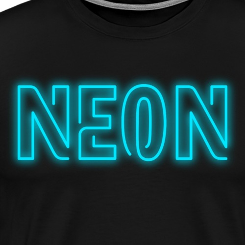 neon - Männer Premium T-Shirt