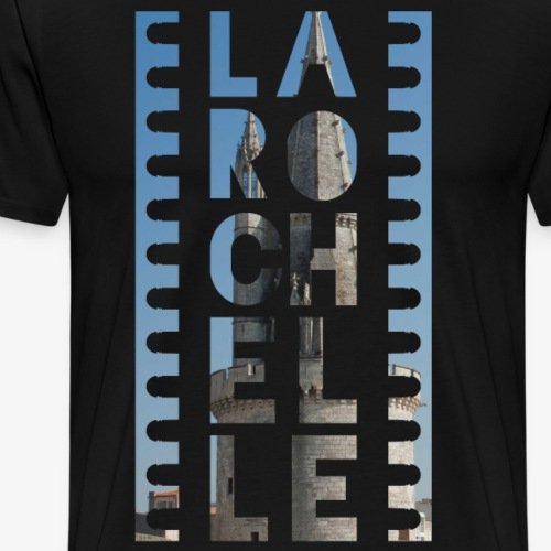 La Rochelle Photo - T-shirt Premium Homme