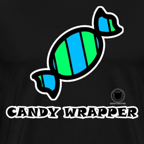 CANDY WRAPPER - Men's Premium T-Shirt