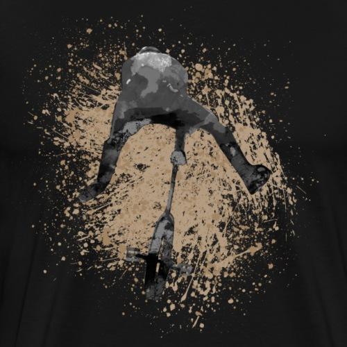 Einrad | Unicycling Freestyle - Männer Premium T-Shirt