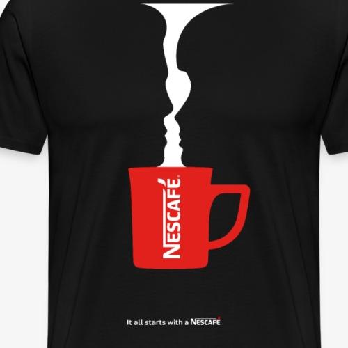 LA RENCONTRE - T-shirt Premium Homme