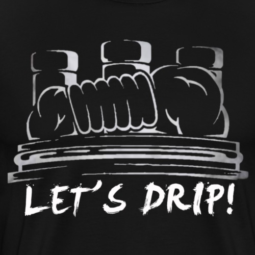 LETSDRIP - T-shirt Premium Homme