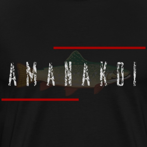 Amanakoi - Männer Premium T-Shirt