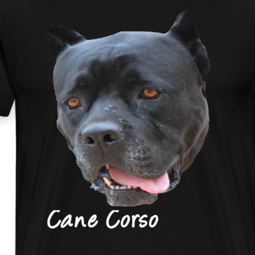 Kampfhund,Cane Corso,Hundekopf,Bulldogge,Hunde - Männer Premium T-Shirt