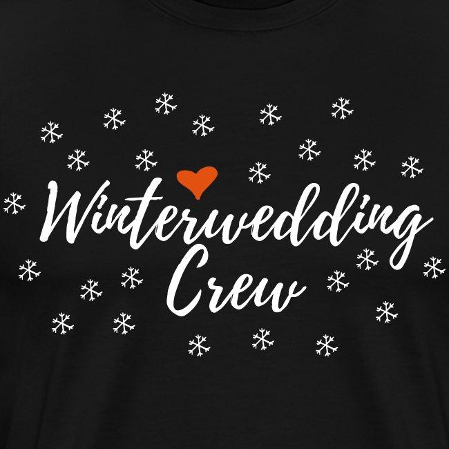 Winter Hochzeit Crew Team Junggesellenabschied JGA