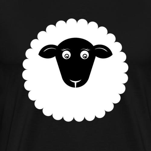 Schaf 1 - Männer Premium T-Shirt