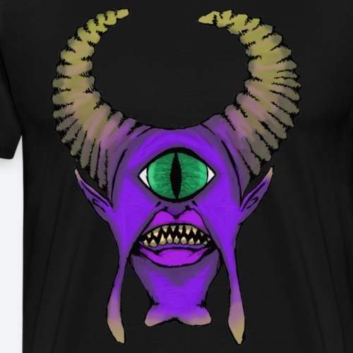 from outerspace - Männer Premium T-Shirt