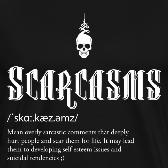 Scarcasms meaning
