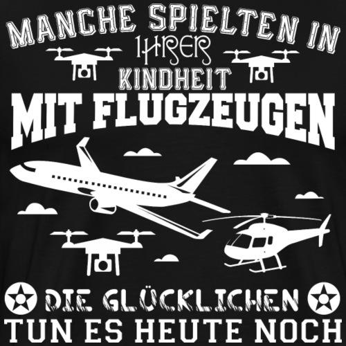 Modellbauer - Männer Premium T-Shirt