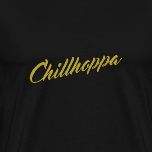 Chillhoppa Music Lover Shirt For Women - Men's Premium T-Shirt