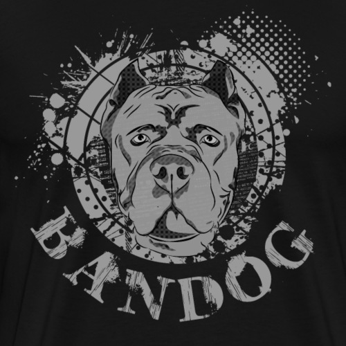 Bandog - Men's Premium T-Shirt