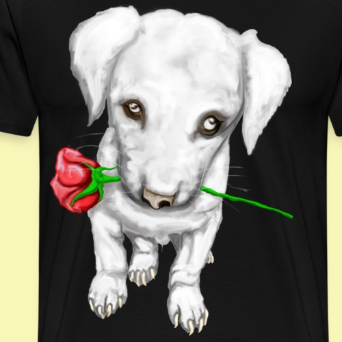 Little Rose - Men's Premium T-Shirt