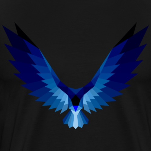 Be Free Bluebird Collection - Männer Premium T-Shirt