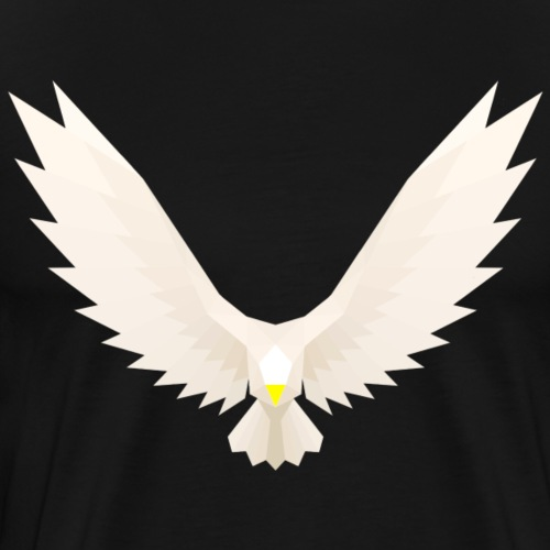 Be Free Whitebird Collection - Männer Premium T-Shirt