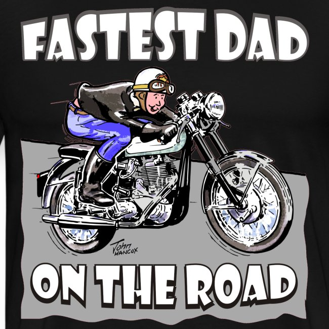 fastest dad