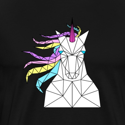 Be Free Unicorn Collection - Männer Premium T-Shirt