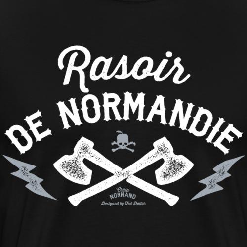 Rasoir de Normandie - T-shirt Premium Homme