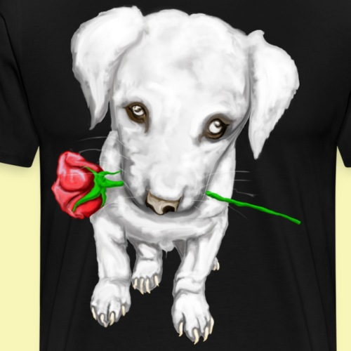 Little Rose - Men's Premium T-Shirt