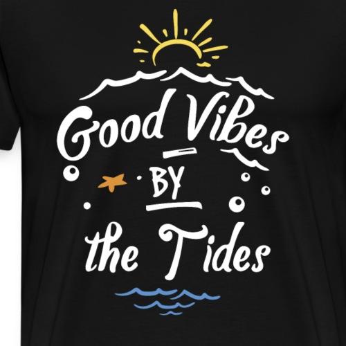 Gute Stimmung bei den Gezeiten - Männer Premium T-Shirt