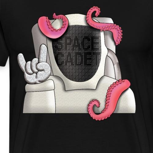 Space Cadet Design online - Männer Premium T-Shirt