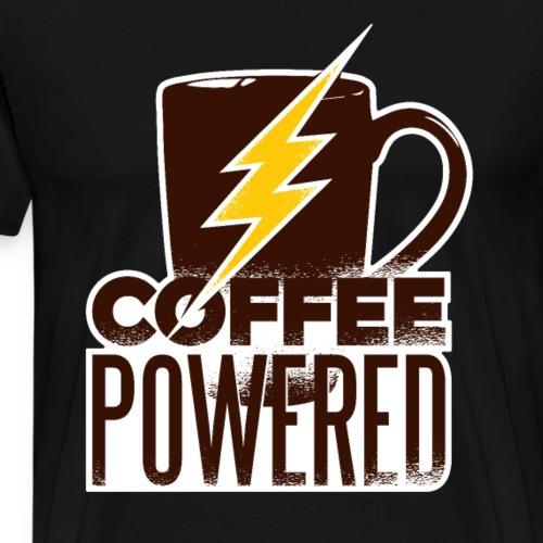 Beste Kaffee Designs - Männer Premium T-Shirt