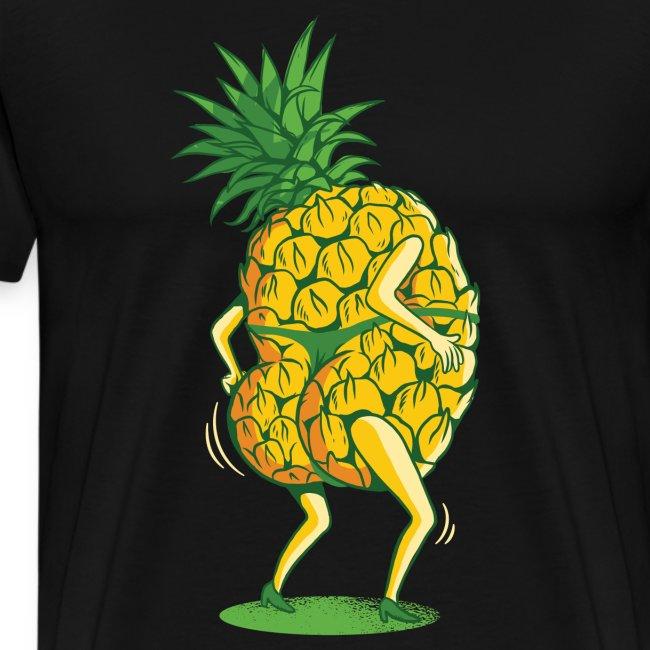Bestes Ananas Tanz Design online
