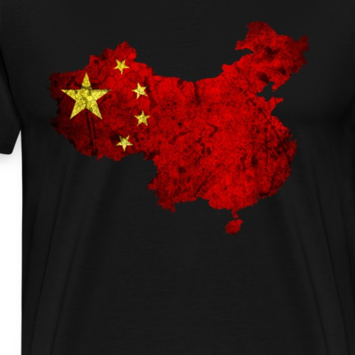 Beste China Designs online - Männer Premium T-Shirt