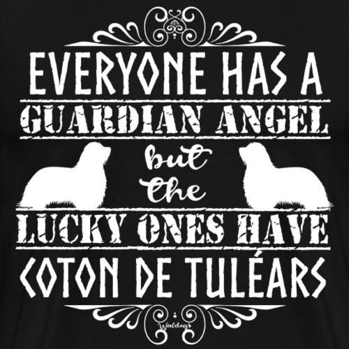 Coton De Tuléar Angels4 - Men's Premium T-Shirt