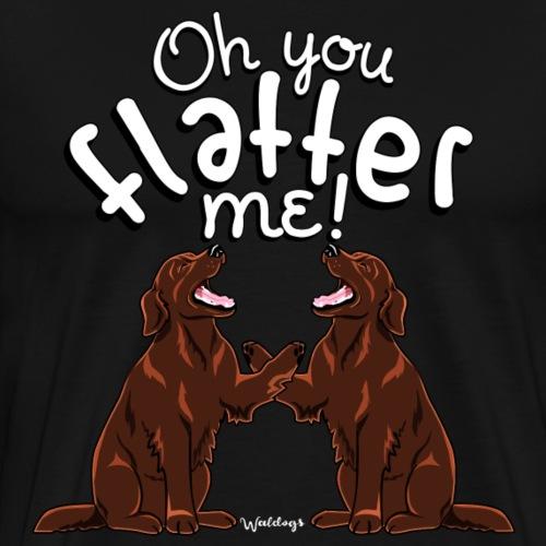 Flattie Oh You 3 - Men's Premium T-Shirt
