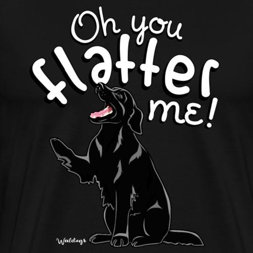 Flattie Oh You 2 - Men's Premium T-Shirt