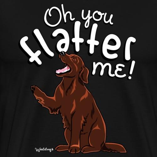 Flattie Oh You - Men's Premium T-Shirt