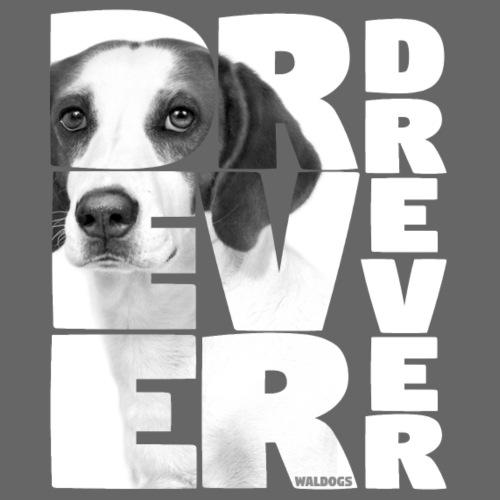 NASSU Drever 02 - Miesten premium t-paita
