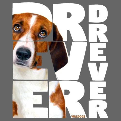NASSU Drever 03 - Miesten premium t-paita