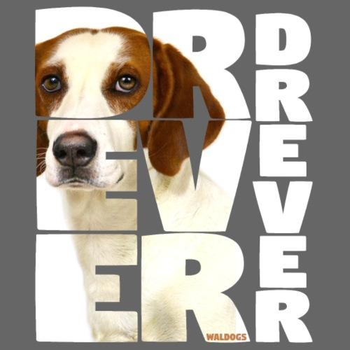 NASSU Drever 01 - Miesten premium t-paita