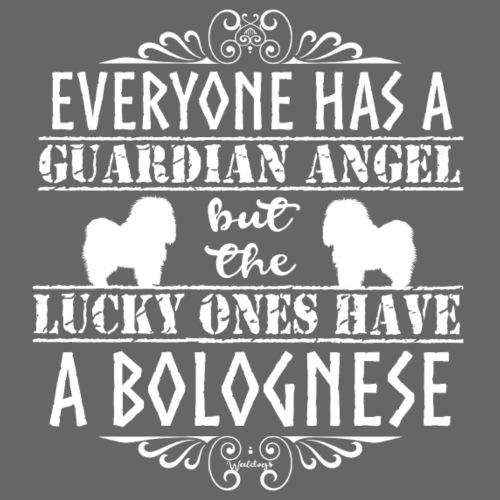 Bolognese Angel - Miesten premium t-paita