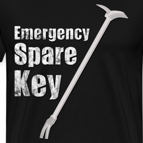 Halligan-Tool, the Firefigter Emergeny Spare Key!