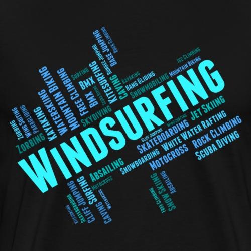 Windsurfing - That's it! - Männer Premium T-Shirt