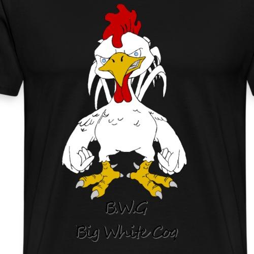 coq bwg noir - T-shirt Premium Homme